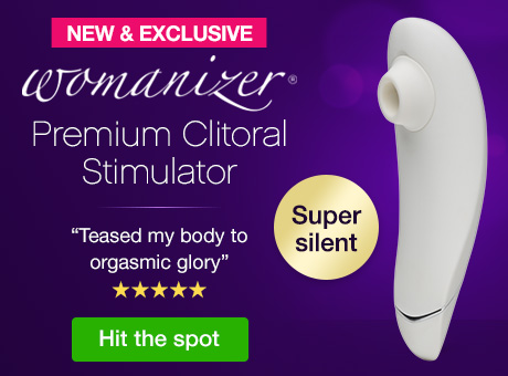 Womanizer Premium Smart Silence White Clitoral Stimulator Review