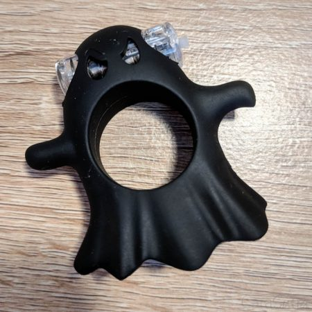 Halloween Gentle Ghost Vibrating Cock Ring Review