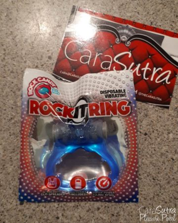 Rock Candy Rock It Royal Blue Vibrating Cock Ring Review