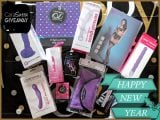 Happy New Year competition - sexy giveaways