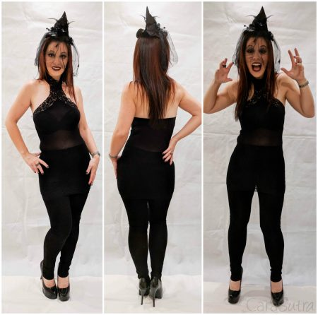 Lovehoney Sultry Sorceress Bundle Review Halloween Sexy Witch Costume Lingerie Review
