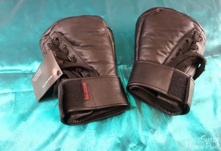 MEO Leather Padded Puppy Play Paw Mitts Review