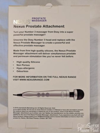 Doxy 3 Prostate Massager Attachment Review