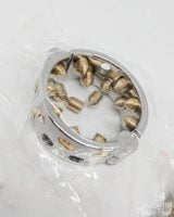 Oxy Shop Kali's Teeth Golden 2 Rows Spiked Steel Cock Ring Review