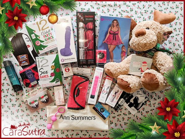 Santa Sutra Christmas Giveaway 2018 Win A Massive Sex Toy Bundle