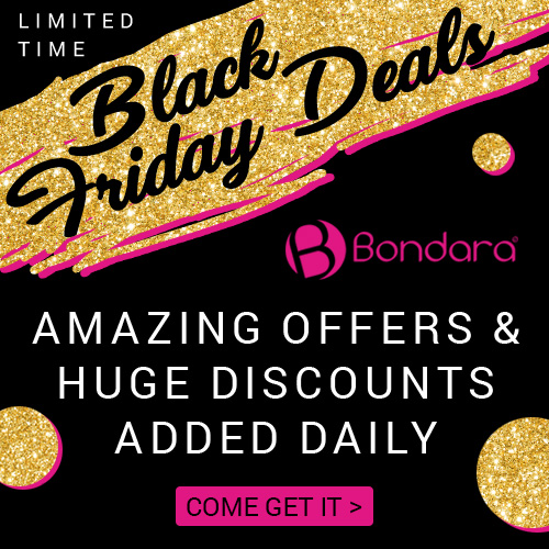 Bondara Black Friday Offers 2018