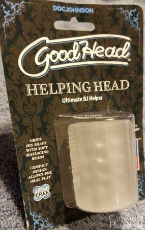 Doc Johnson Good Head Blow Job Stroker Review