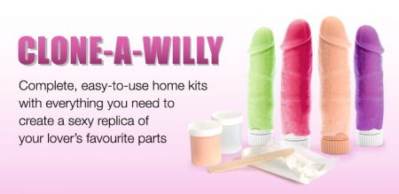 Clone-A-Willy Kits
