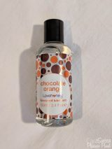 Lovehoney Chocolate Orange Flavoured Lube Review