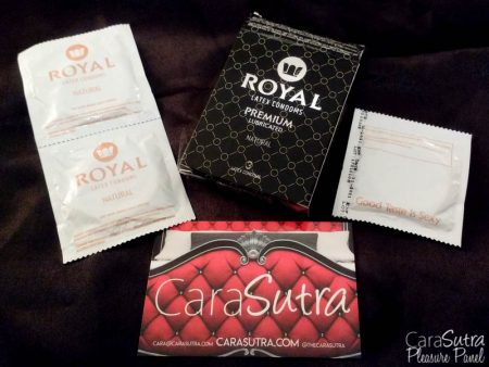Royal Condoms Natural Ultra Thin 3 Pack Review