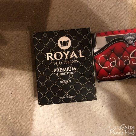 Royal Condoms Natural 3 Pack Review