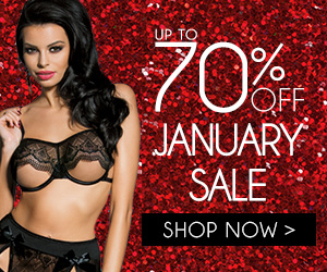 Sexy january Sales 2019