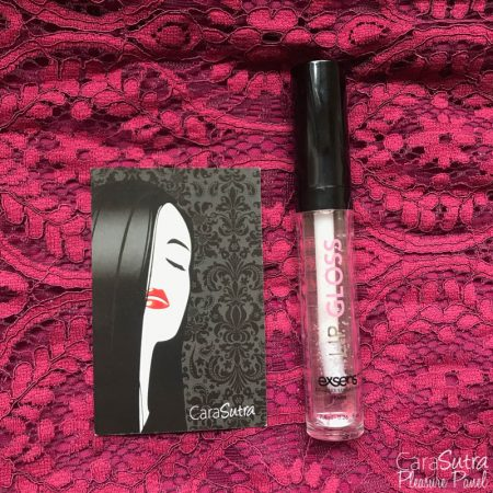 EXSENS Play Hot And Cold Effect Strawberry Flavoured Lip Gloss Review