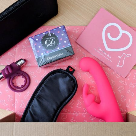 Lovehoney Play Box Sex Toy Subscription Box Review