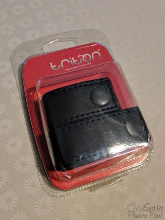 Triton Leather Cock And Ball Double Strap Review