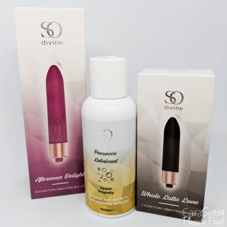So Divine Sex Toys and Sex Lube Reviews