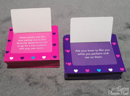 Lovehoney Oh Sexploration Vouchers 52 Weeks Of Adventures Review