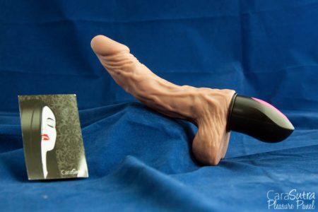 Nasstoys Natural Realskin Hot Cock Warming Vibrating Dildo Review