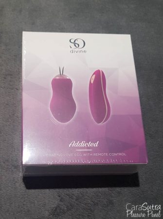So Divine Addicted Vibrating Love Egg Review