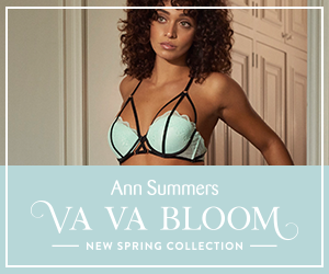 Ann Summers Va Va Bloom Lingerie Spring 2019