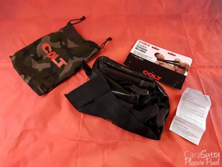 Colt Camouflage Thigh Cuff Sex Sling Review