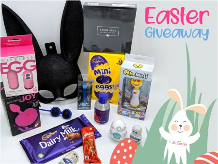 Happy Bunny Bundle Easter Giveaway 2019: Win £100+ Sex Toys & More