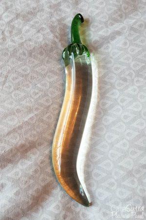 Glas Glass Naturals Chili Pepper Glass Dildo Review