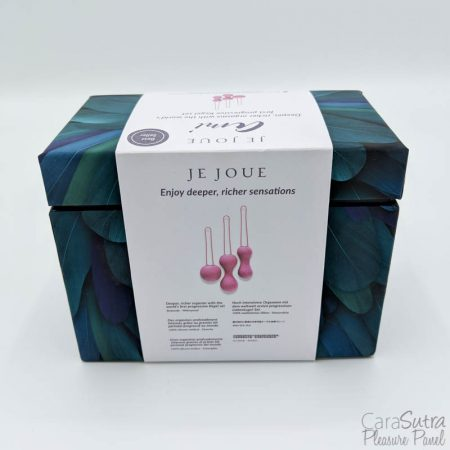Je Joue Ami Silicone Kegel Balls Training Set Review
