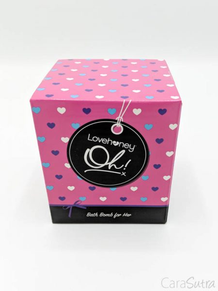 Lovehoney Oh! Sex Bomb Sexy Surprise Bath Bomb For Her Reviews