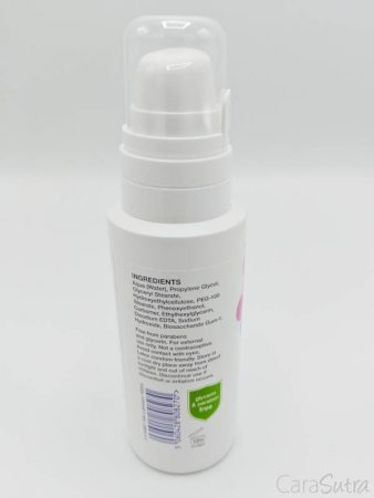 Lovehoney Delight Extra Silky Water Based Lube Review