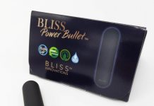 Bliss Power Bullet Rechargeable 10 Mode Mini Vibrator Review