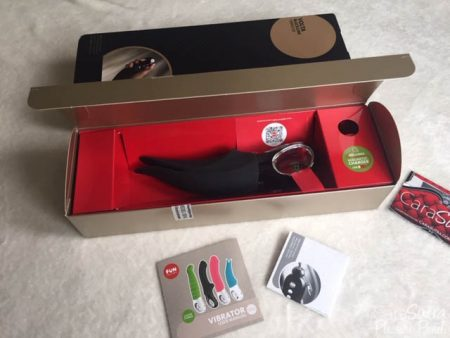 Fun Factory Black Line Volta Vibrator Review
