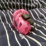 Locked In Lust The Vice Mini Pink Chastity Device Review