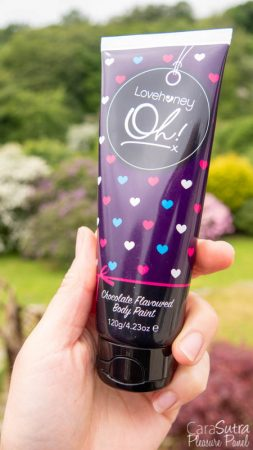 Lovehoney Oh! Chocolate Body Paint Review