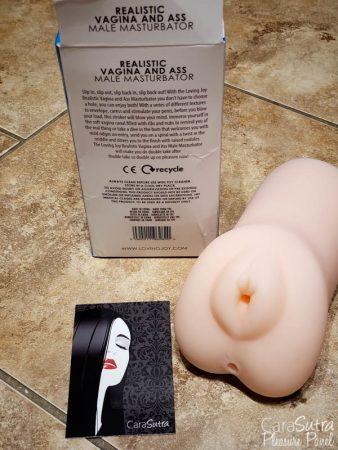 Loving Joy Real Feel Realistic Vagina and Ass Penis Masturbator Review