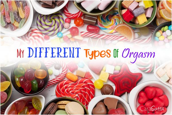 MyDifferent TypesOfOrgasm