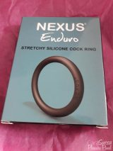 Nexus Enduro Stretchy Silicone Cock Ring Review