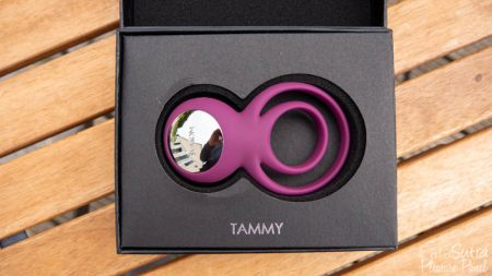 SVAKOM Tammy Vibrating Double Cock Ring Review