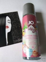 System JO Candy Shop H2O Cotton Candy Lube Review