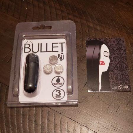 Loving Joy Black 3 Speed Mini Bullet Vibrator Review