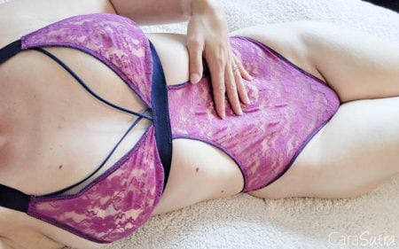Lovehoney Free Spirit Pink Lace Cut-Out Strappy Body Review