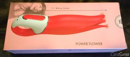Satisfyer Vibes Power Flower Vibrator Review
