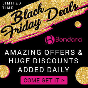 Bondara Black Friday 2019