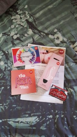Fun Factory Ocean Vibrator Review