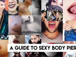 The Hotness Of Body Piercings | List Of Genital Piercings