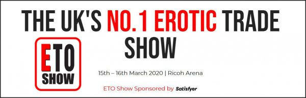 Erotic Trade Only: ETO Magazine, Show & Awards Info