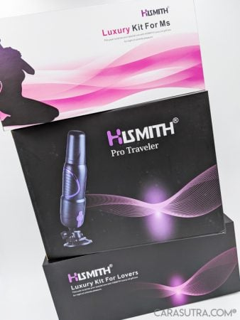 Hismith Pro Traveler Portable Sex Machine Review and money off discount code