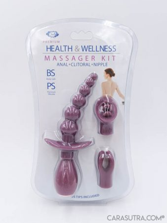Cloud 9 Health And Wellness Triple Massager Kit Review