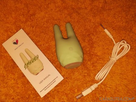 Vibease Jewel Collection Emerald Vibrator Review