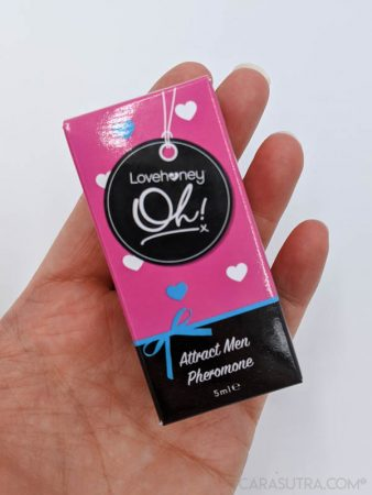 Lovehoney Oh! Attract Men Pheromone Scent Rollerball Review